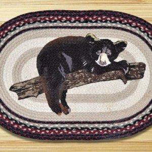 Earth Rugs Baby Bear