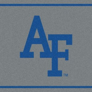 Air Force Falcons Area Rug