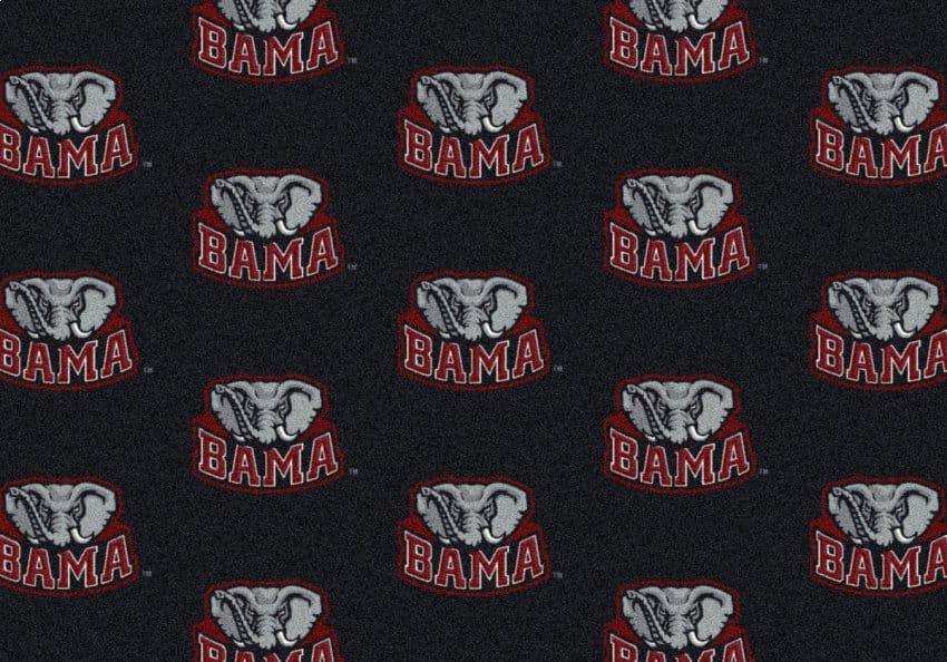 Alabama Crimson Tide Area Rug Ncaa Crimson Tide Area Rugs