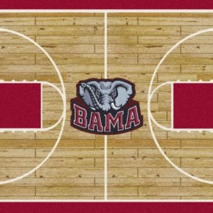 Alabama Crimson Tide Area Rug