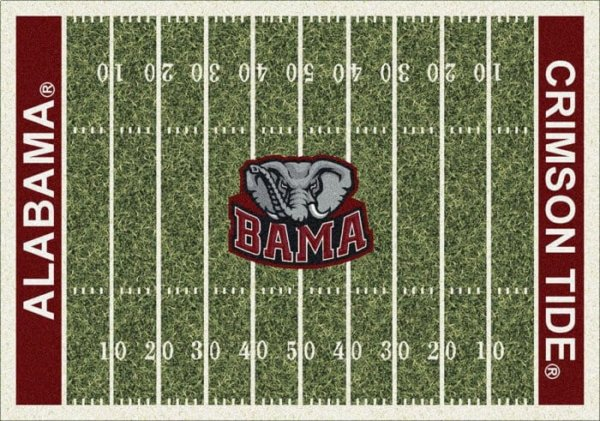 Alabama Crimson Tide Area Rug