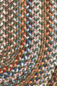 Rhody Greengr Braided Area Rug Multi Wool Astoria As 22