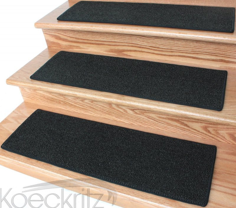 Black Level Loop Stair Treads