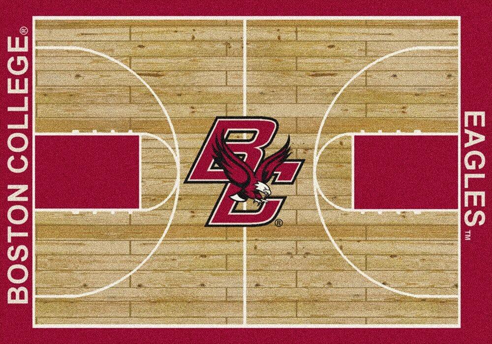 Boston College Eagles Area Rug Ncaa Eagles Area Rugs