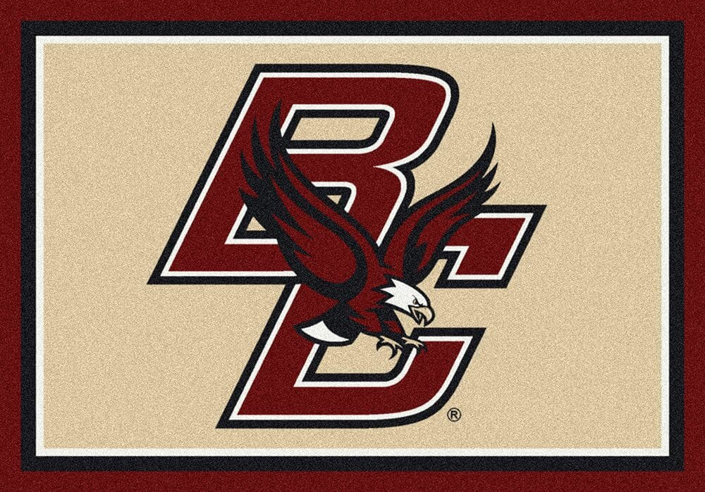 Boston College Eagles Area Rug Ncaa Eagles Area Rugs