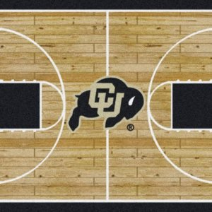 Colorado Buffaloes Area Rug