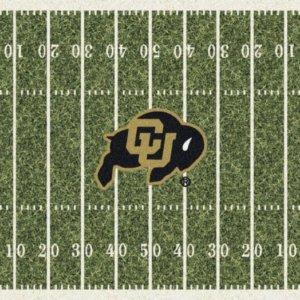 Colorado Buffaloes Area Rug