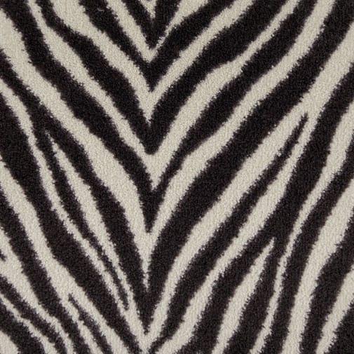 Milliken Exotic Zebra Pattern Rug