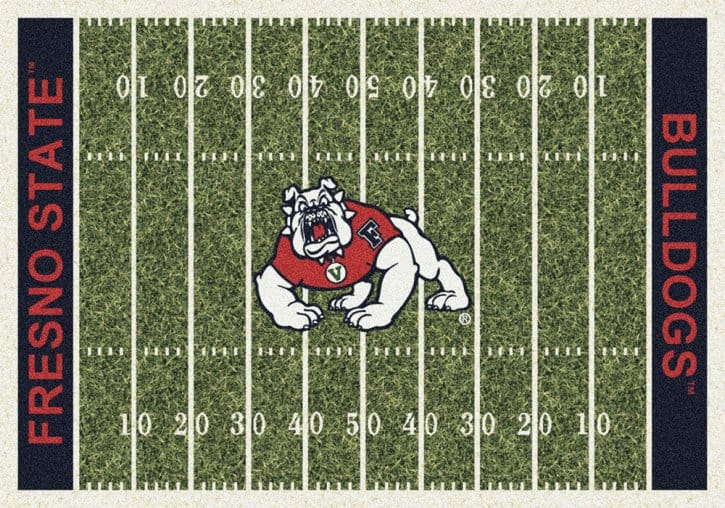 Fresno State Bulldogs Area Rug