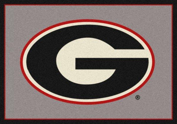 Georgia Bulldogs Area Rug