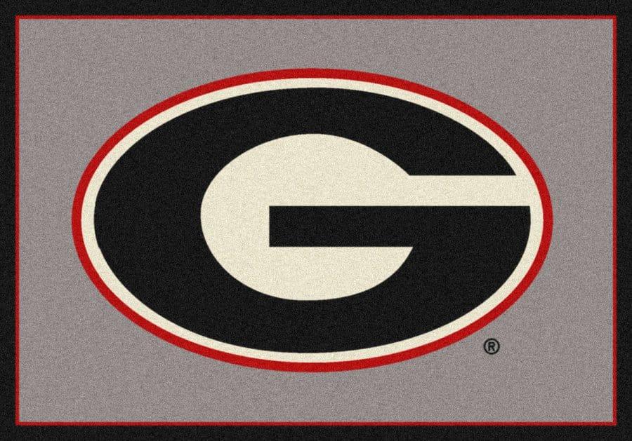 Georgia Bulldogs Area Rug | NCAA | Bulldogs Area Rugs