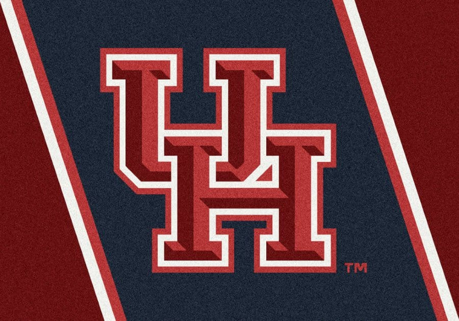 Houston Cougars Area Rug