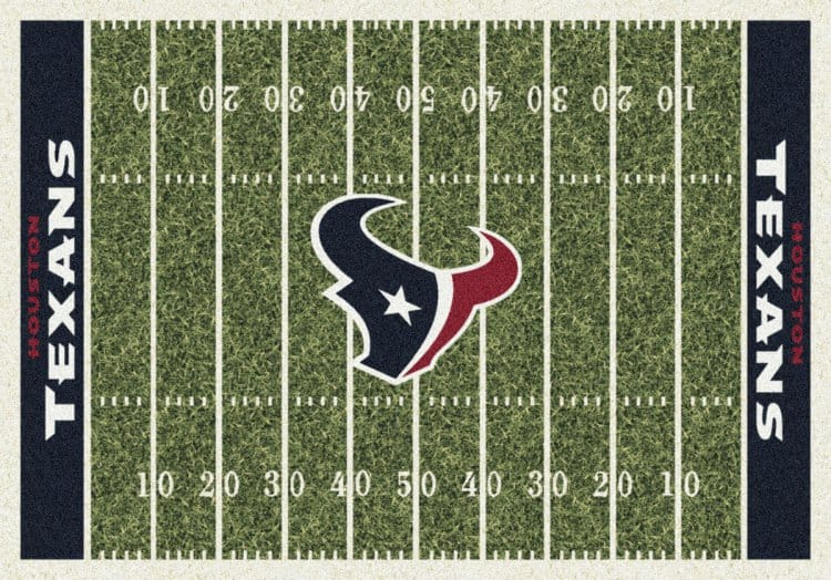 Houston Texans Homefield Area Rug