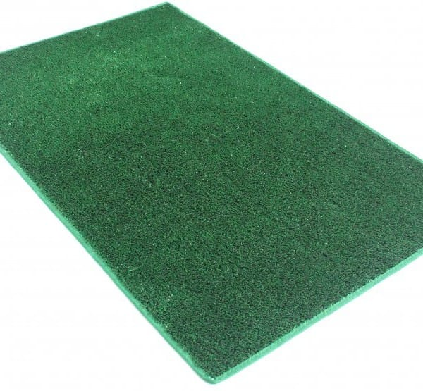 Green Indoor Outdoor Artificial Grass Turf Area Rug Carpet