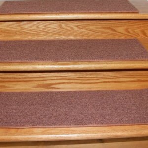 Copper Level Loop Stair Treads