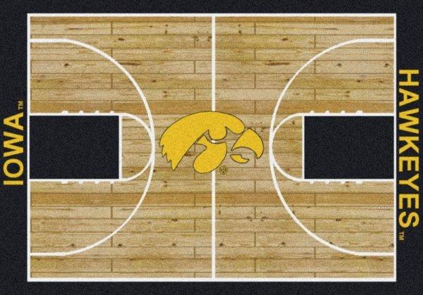 Iowa Hawkeyes Area Rug