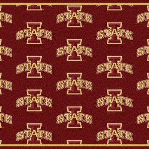 Iowa State Cyclones Area Rug