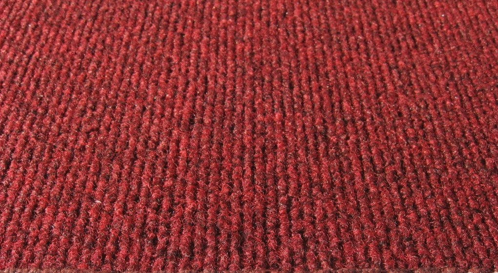 Brick Red Indoor Outdoor Unbound Carpet Area Rug