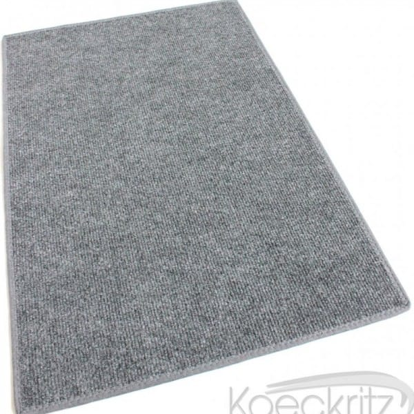 Gray Indoor Outdoor Olefin Carpet Area Rug