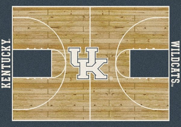 Kentucky Wildcats Area Rug