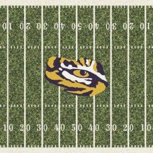 LSU Tigers Area Rug