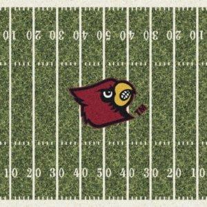 Louisville Cardinals Area Rug