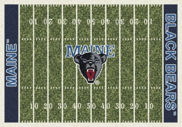 Maine Black Bears Area Rug