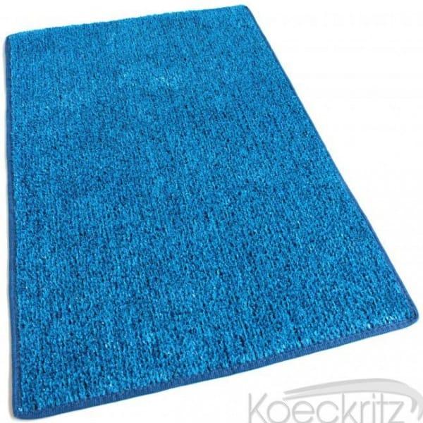 Marina Blue Indoor Outdoor Artificial Grass Turf Area Rug