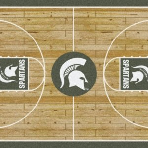 Michigan State Spartans Area Rug