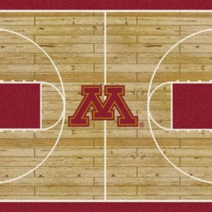 Minnesota Golden GophersArea Rug