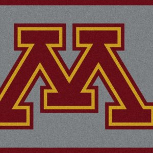 Minnesota Golden Gophers Area Rug