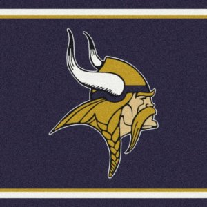 Minnesota Vikings Area Rug
