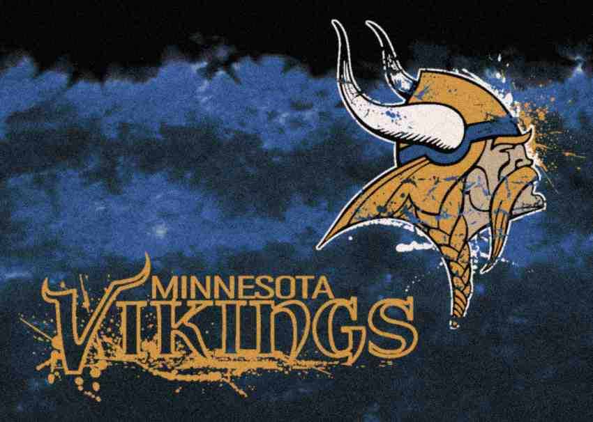 Minnesota Vikings Area Rug Nfl 3 10 Quot X 5 4 Quot Vikings