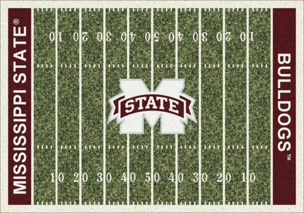 Mississippi State Bulldogs Area Rug