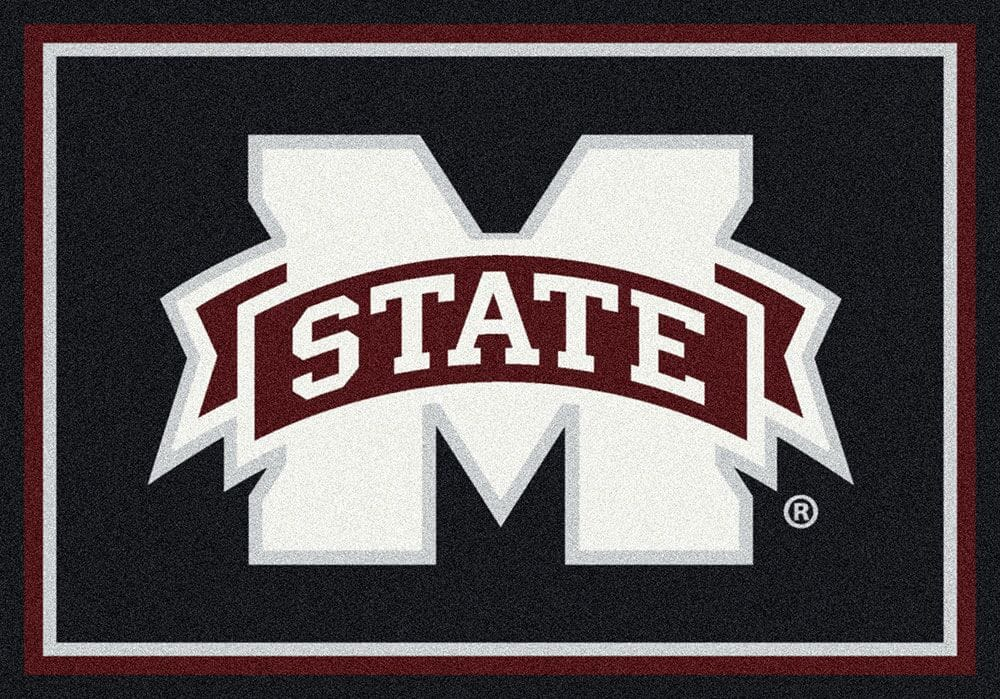 Mississippi State Bulldogs Area Rug Ncaa Bulldogs Area Rugs