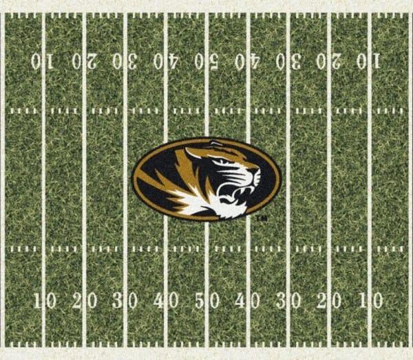 Missouri Tigers Area Rug Ncaa Tigers Area Rugs