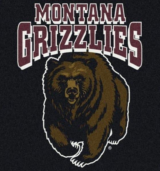 Montana Grizzlies Area Rug Ncaa Grizzlies Area Rugs