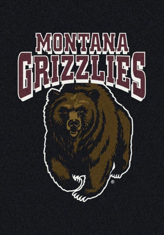 Montana Grizzlies Area Rug