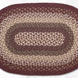 Mulberry Ivory jute rug 20x30
