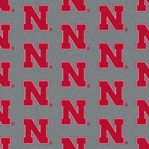 Nebraska Cornhuskers Area Rug