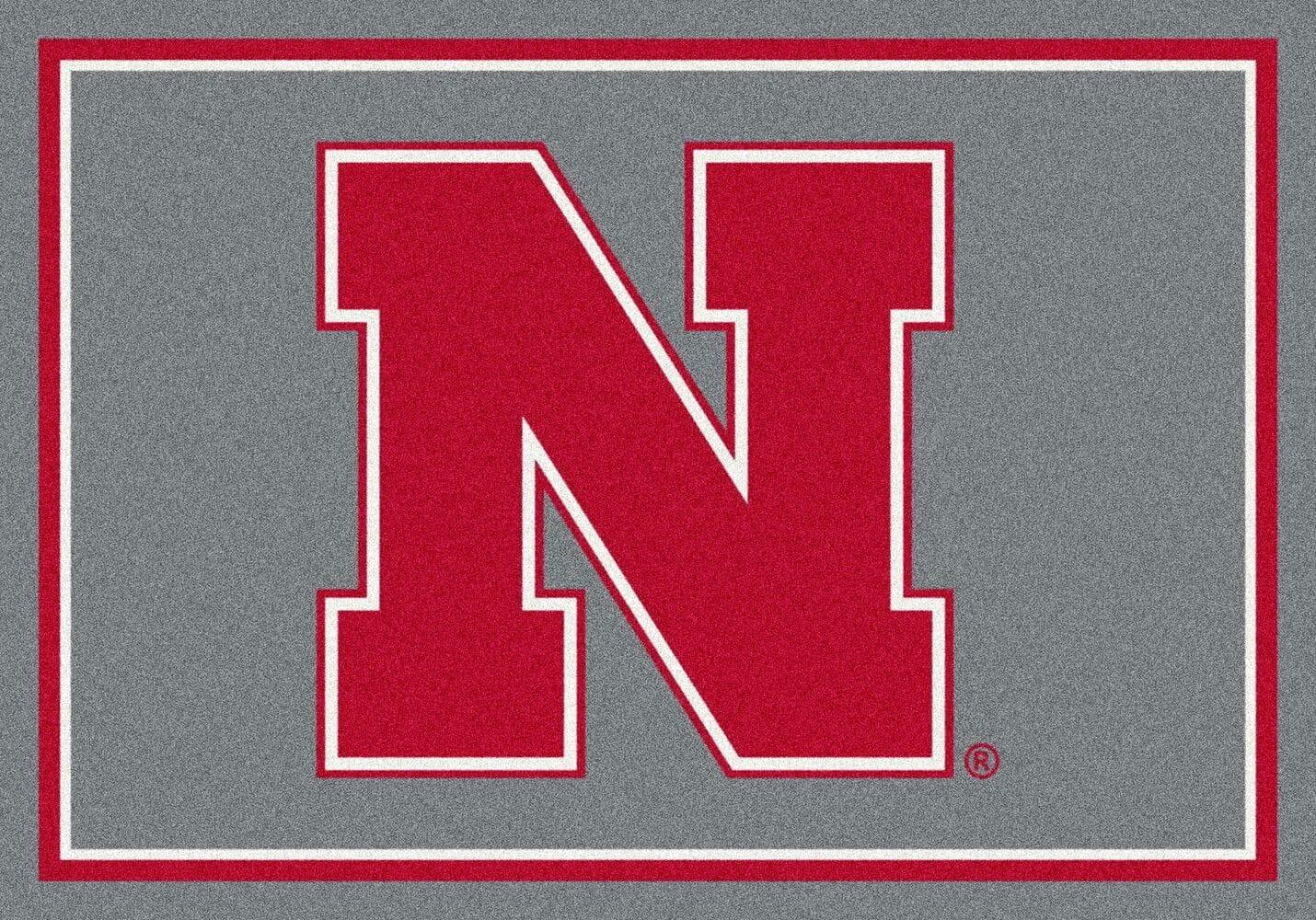 Nebraska Cornhuskers Area Rug Ncaa Cornhuskers Area Rugs