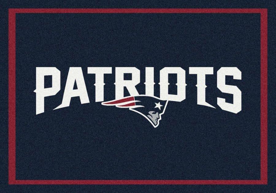 New England Patriots Area Rug | NFL | Patriots Area Rugs