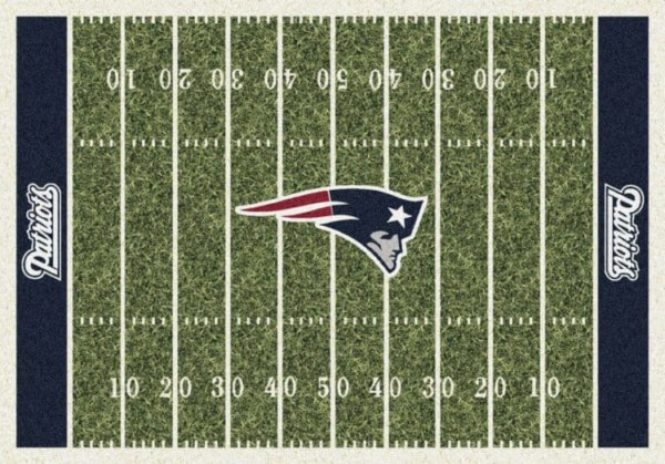 New England patriots Area Rug
