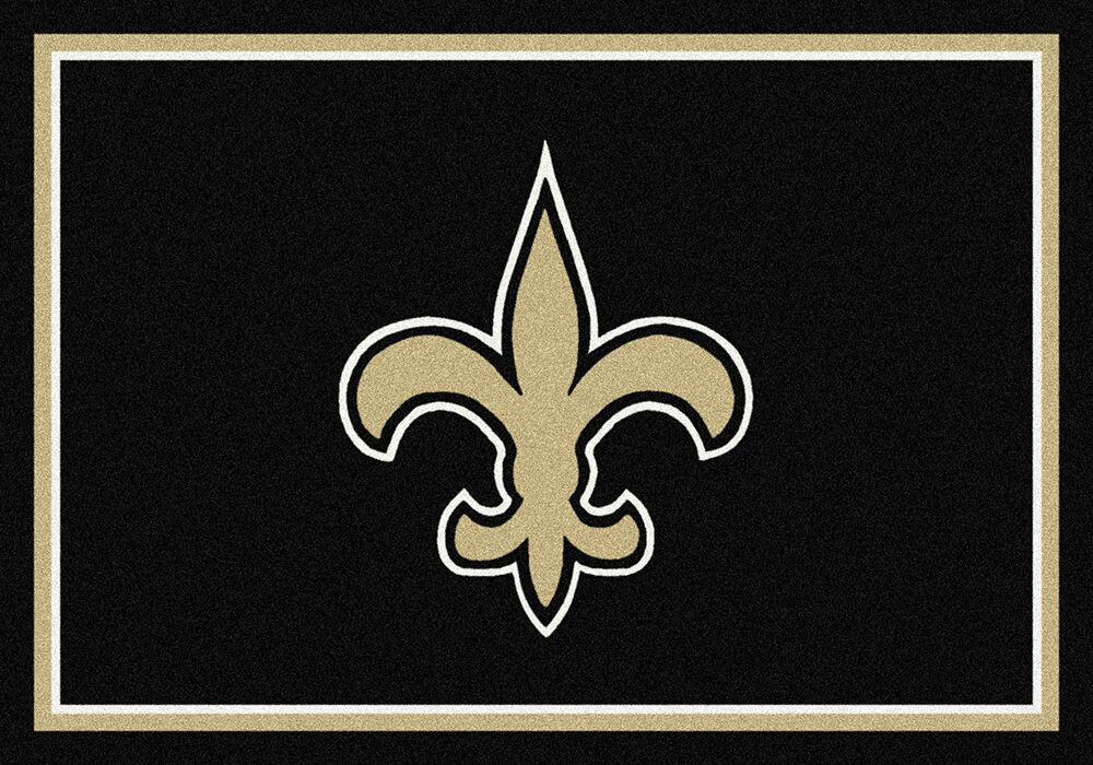New Orleans Saints Area Rug Nfl Saints Area Rugs