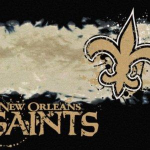 New Orleans Saints Area Rug