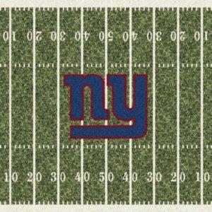 New York Giants Area Rug