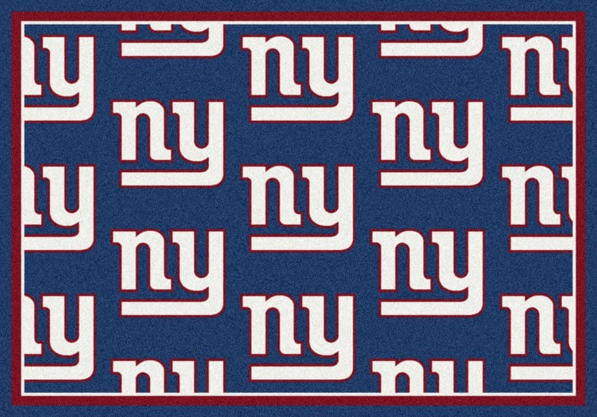 New York Giants Area Rug Nfl Giants Area Rugs