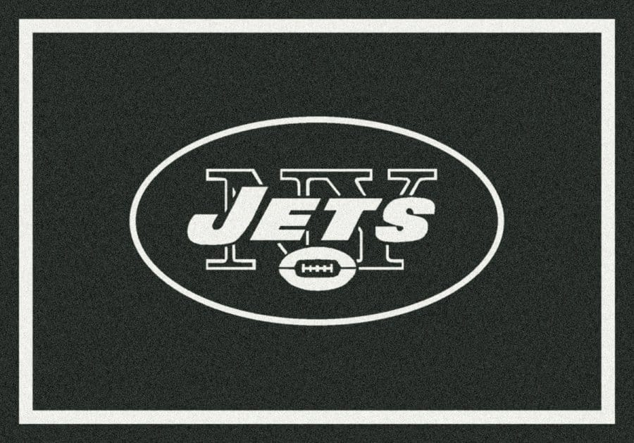 New York Jets Area Rug Nfl Jets Area Rugs