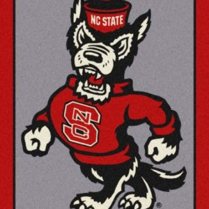 North Carolina State Wolfpack Area Rug