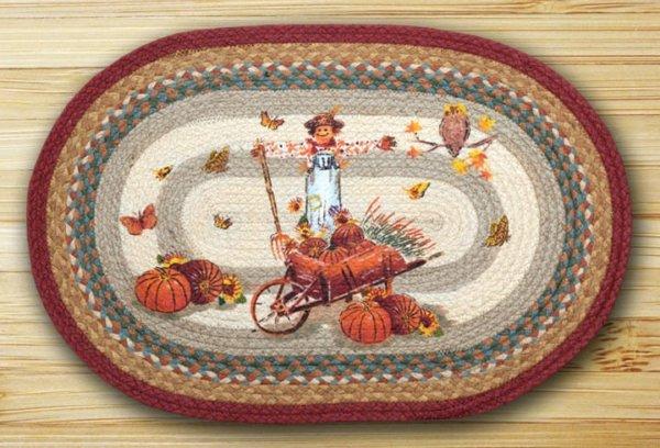 Earth Rugs Pumpkin Celebration